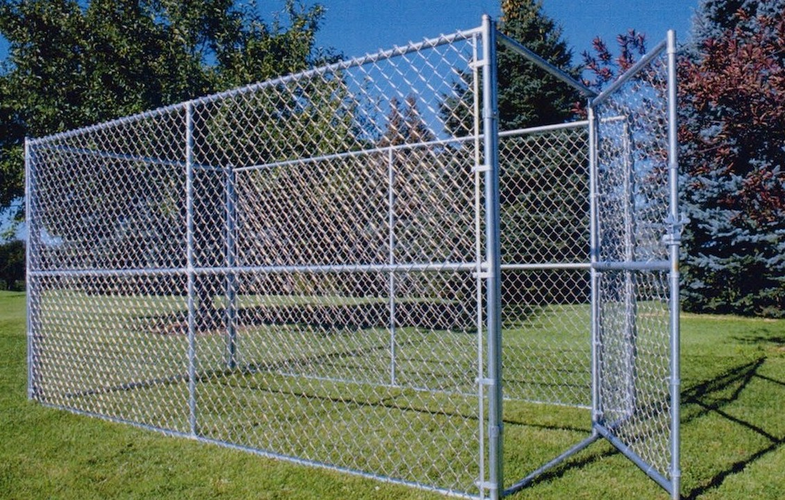 Tall Wire Fence - WIRE Center •
